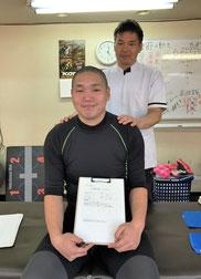 豊川市 ジャンボさん 男性 30歳代